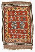 Kilim carpet ca1900