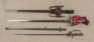 US military dress sword