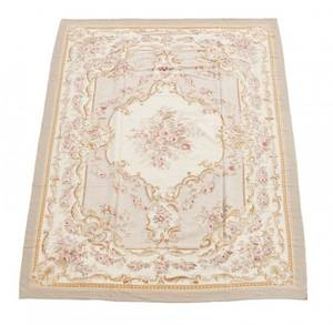 Large Aubusson Style Tapestry 20th C