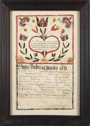 Martin Brechall Berks County Pennsylvania active 17571831