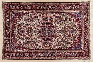 Two Hamadan carpets