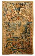 Flemish Tapestry Panel Brussels 16th Century
