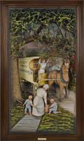 Aaron K Zook Pennsylvania Amish 20th c