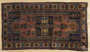 Kurdish Kazak carpet early 20th c
