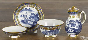 Chinese export porcelain wares 19th c