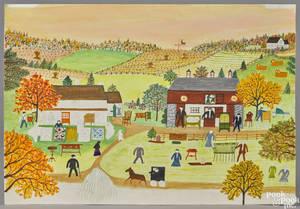 Hattie Klapp Brunner American 18891992