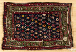 Persian mat early 20th c