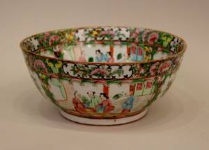L 19th C Chinese Porcelain Bowl