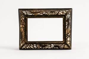 Tiffany Studios Small Pine Needle Calendar Frame
