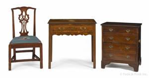 Georgian style dressing table