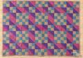 Pennsylvania patchwork baby quilt
