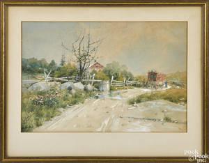 William Louis Sonntag Jr American 18691898