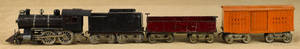 Lionel standard gauge fourpiece train set