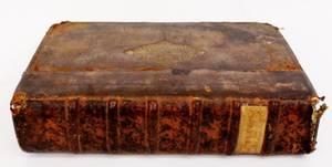 16th C Codicis Dn Iustiniani Sacratissimi Book