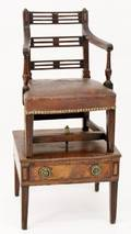 18th Century George III Childs Chair