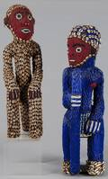Cameroon grasslands ancestor figures