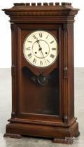 Seth Thomas walnut mantel clock
