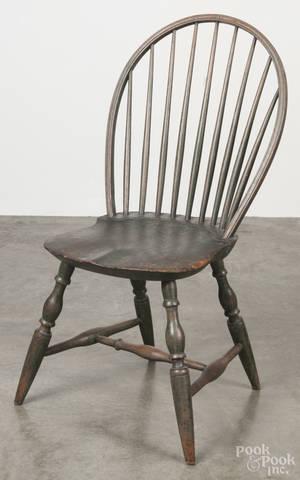 Bowback Windsor side chair