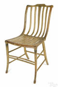 Boston bentwood side chair by Samuel Gragg 17721855