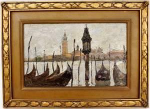 Lewis Palmer Skidmore Venetian Painting
