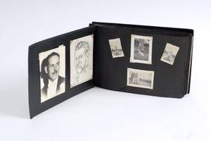 124 Dai Vernons personal scrapbook and photo album