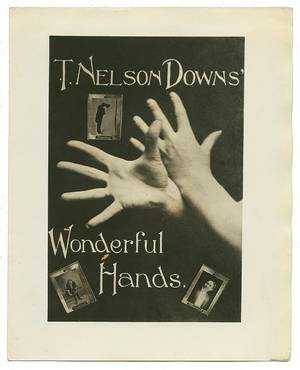 Picture of T Nelson Downs Wonderful Hands