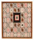 214 Playing Card Dart Board Maker unknown ca 1960