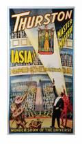 172 ThurstonScarce Iasia Vanished litho poster