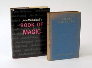 191 Two books signed and inscribed by John Mulholland