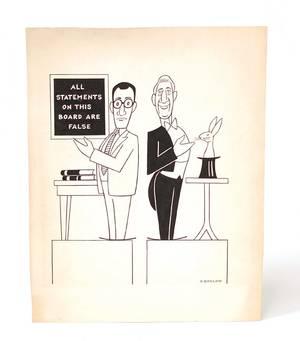 189 Penandink cartoon of John Mulholland by Soglow