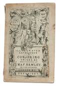 266 Hamley W  F Illustrated Catalogue of Conjuring