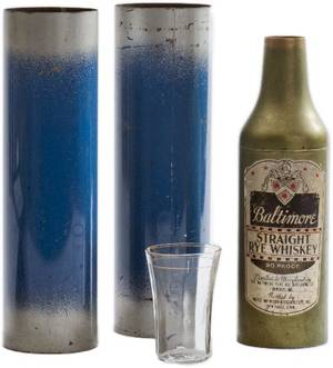 266 Passe Passe Bottles Petrie  Lewis ca 1939