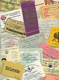 302 Collection of over 75 magic club membership cards