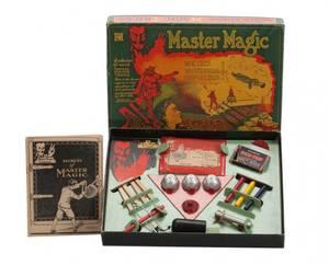 42 Sherms Master Magic Set No 1