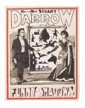 26 Mr and Mrs Stuart Darrow Funny Shadows poster
