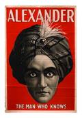 3 Alexander The Alexander the Man Who Knows poster