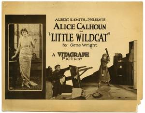 Little Wildcat A Vitagraph Picture 1922 Silent movie