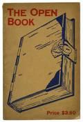 Johnson JH The Open Book Kansas City Author 1933