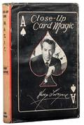 Lorayne Harry CloseUp Card Magic Tannen 1962
