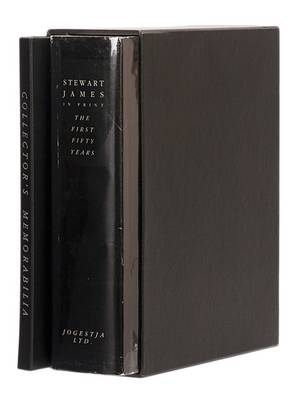 Stewart James in Print The First Fifty Years Dlx edn