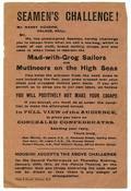 Houdini SeaBag Escape Challenge Hull 1913