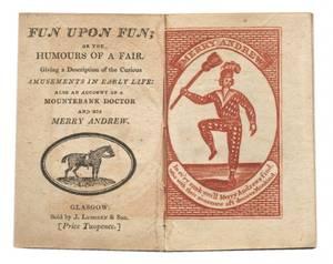 Fun Upon Fun or the Humours of a Fair Wee book 1820