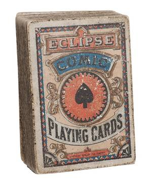 Eclipse Transformation Playing Cards FH Lowerre 1876