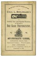 Burlingames Catalog of Entirely New Wonders 1883