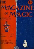 Magazine of Magic Will Goldston Complete File