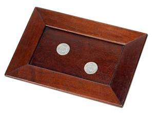 Master Coin Tray Los Angeles FG Thayer ca 1935