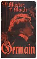 285 Germain Master of Magic one sheet poster