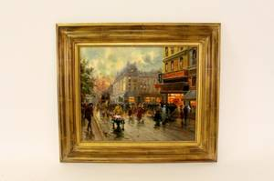 Emilio Payes Carranza Parisian Oil