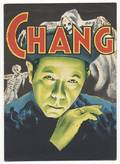 349 Scrapbook of Chang The Magician ephemera 1940s