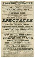 Henry M M Henry conjuring entertainment broadside